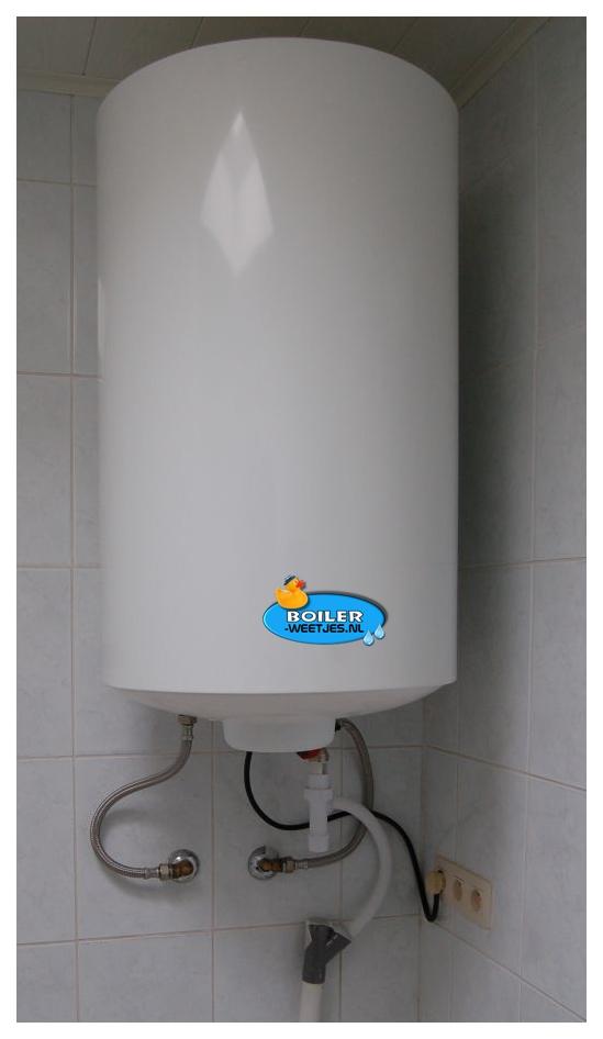 Elektrische waterboiler
